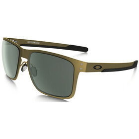 Oakley Holbrook Metal Gold Satin/Dark Grey
